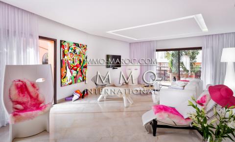 Maison à vendre Contemporain Marrakech Centre ville Guéliz