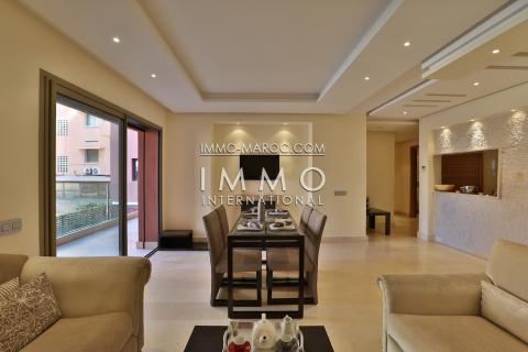 Vente appartement Moderne Marrakech Centre ville