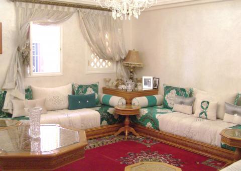 Appartement à vendre Marocain Marrakech Centre ville Route Casablanca