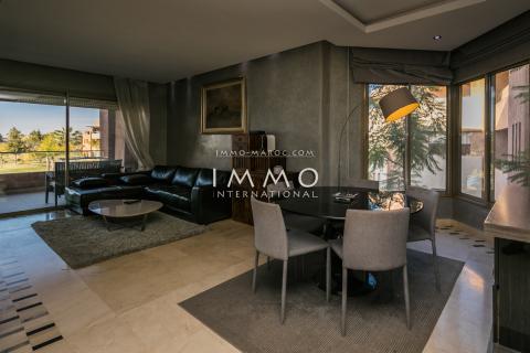 appartement vente Moderne Marrakech Golfs