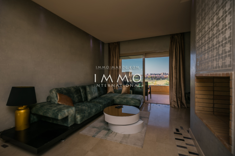 appartement vente Contemporain Marrakech Golfs