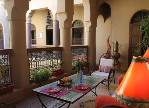 Vente riad Marocain épuré Marrakech Autres Secteurs Médina Zaouia
