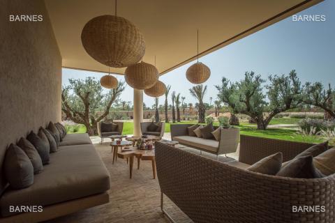 Villa à louer Contemporain Marrakech