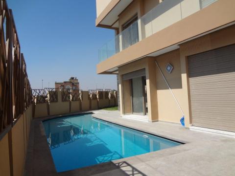 Maison à louer Contemporain Marrakech Centre ville Targa