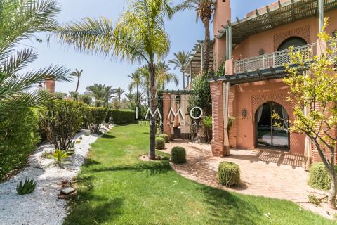 Appartement à vendre Contemporain Marrakech Palmeraie Circuit Palmeraie