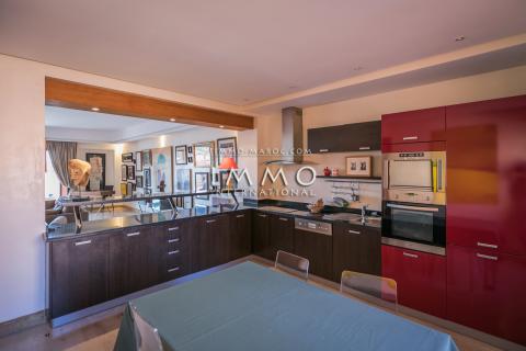 Vente appartement Contemporain biens de prestige marrakech Marrakech Centre ville Guéliz