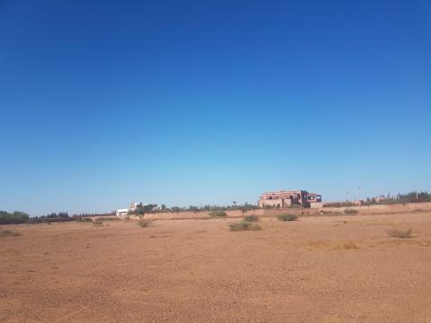 Terrain à vendre Terrain villa Marrakech Extérieur Ecole américaine