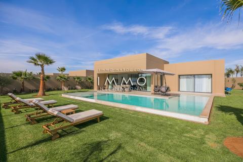 acheter maison Contemporain Marrakech Extérieur Ecole américaine Route Ouarzazate