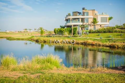 acheter maison Contemporain luxueuses Marrakech Golfs Extérieur Route Amizmiz