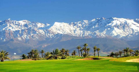Vente terrain Terrain a lotir Marrakech Golfs Amelkis