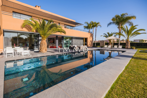 Villa à vendre biens de prestige Marrakech Golfs Amelkis