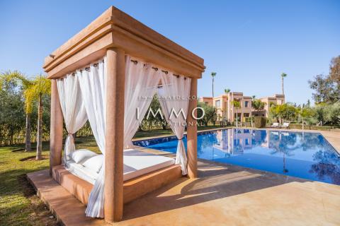 Maison à vendre Contemporain prestige Marrakech Extérieur Route Sidi Abdellah Ghiat