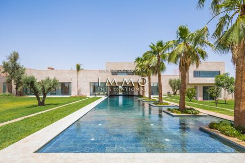 villa vente Marocain Marrakech Golfs Amelkis