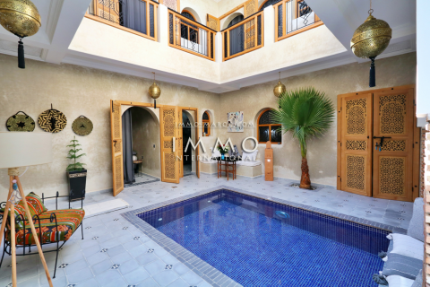riad vente Maison d'hôtes Marrakech Autres Secteurs Médina Autres Médina
