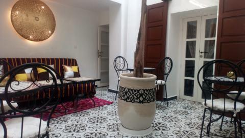 Riad à vendre Marocain Marrakech moins de 10 minutes de la place