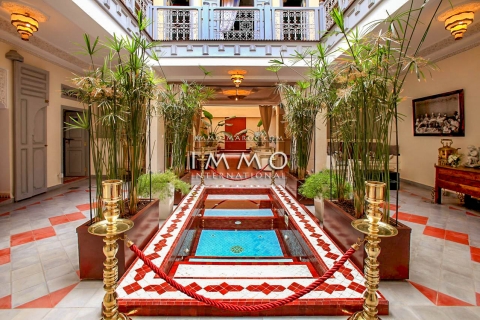 Vente riad Maison d'hôtes Marrakech Autres Secteurs Médina Autres Médina