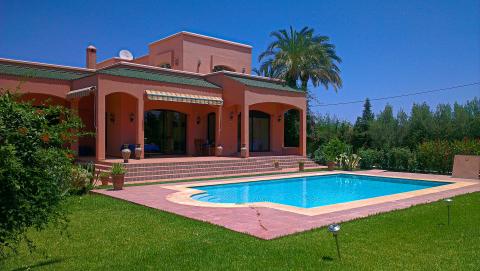 villa vente Marocain Marrakech Centre ville Targa