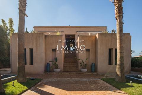 acheter maison Marocain épuré agence immobiliere de luxe marrakech Marrakech Golfs Amelkis