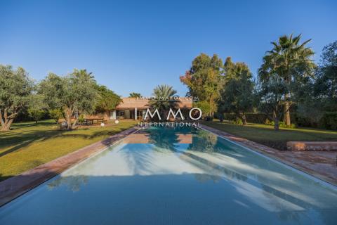 Villa à vendre Moderne propriete luxe marrakech à vendre Marrakech Extérieur Ecole américaine
