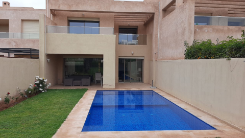 villa achat Contemporain Marrakech Golfs Autres golfs