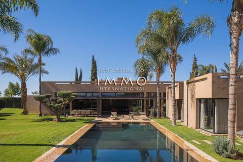 villa achat Moderne Marrakech Golfs Al Maaden
