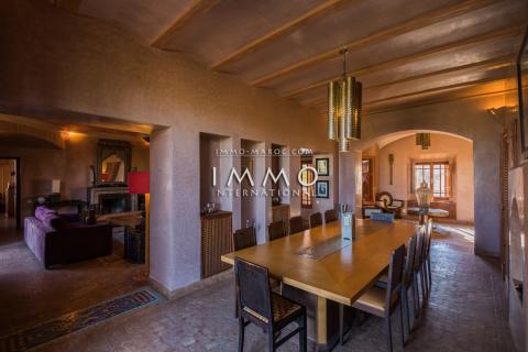 acheter maison Marocain biens de prestige Marrakech
