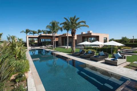 Maison à vendre Contemporain propriete luxe marrakech à vendre Marrakech Extérieur Route Amizmiz