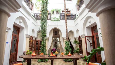 achat riad haut de gamme Maison d'hôtes Marrakech Autres Secteurs Médina Bab doukkala