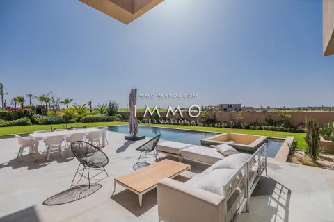 Vente villa Contemporain biens de prestige marrakech Marrakech Golfs Amelkis