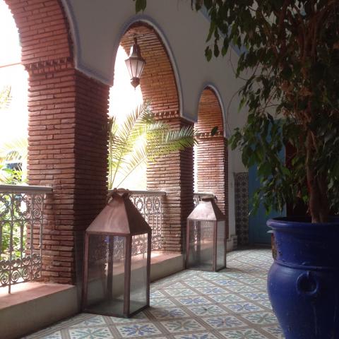 riad vente Maison d'hôtes Marrakech Place Jamaa El Fna
