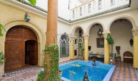 ryad biens de prestige marrakech Maison d'hôtes Marrakech moins de 10 minutes de la place
