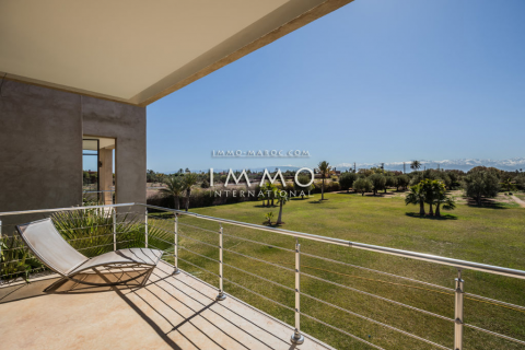 Terrain à vendre Terrain villa Marrakech Extérieur Route Fes