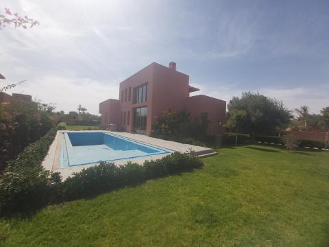 Villa à louer Moderne Marrakech Palmeraie