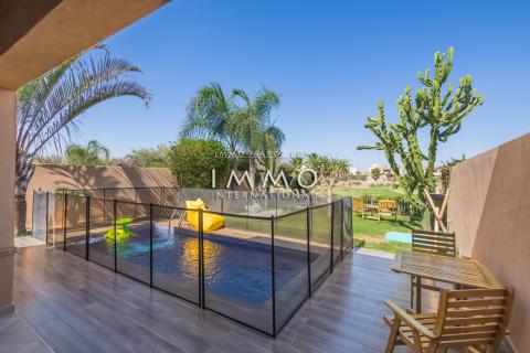 villa vente Contemporain Marrakech Golfs Autres golfs