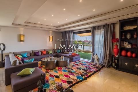 Appartement à vendre Moderne prestige a vendre Marrakech Hivernage