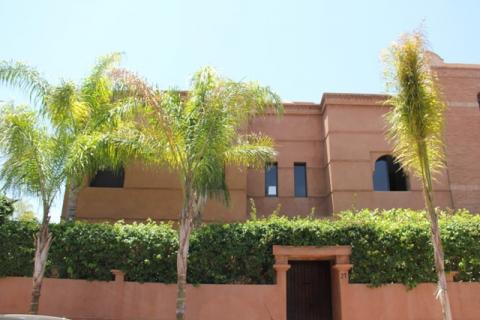 acheter maison Marocain épuré Marrakech Centre ville Targa