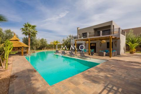 acheter maison Moderne Marrakech Golfs GOLF ARGANA